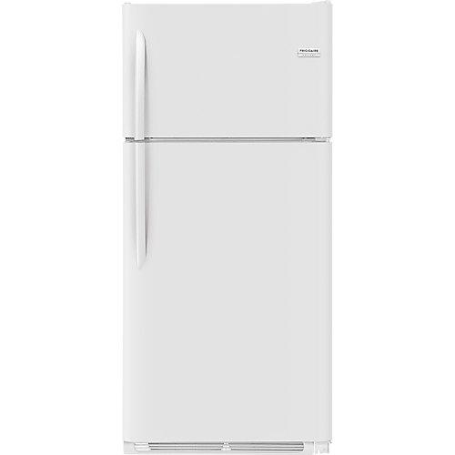 Frigidaire Gallery 18.0 Cu. Ft. Top Freezer in White