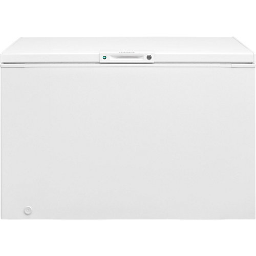 12.8 cu. ft. Chest Freezer in White