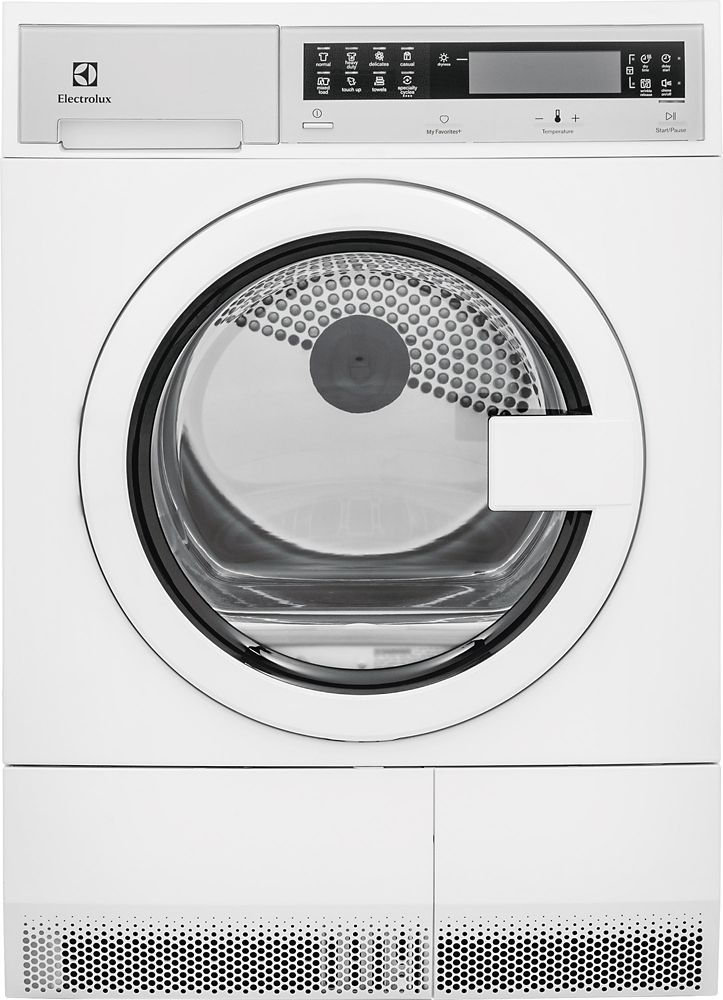 Electrolux Electrolux Condensed Front Load Dryer in White