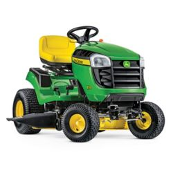 John Deere Tracteur de pelouseà essence avec transmission hydrostatique E1180, 42 po, 19 HP