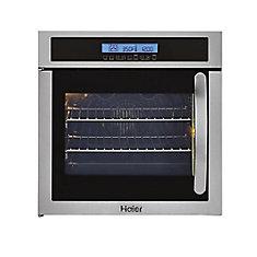 24 inch Single 2.0 CF Wall Oven