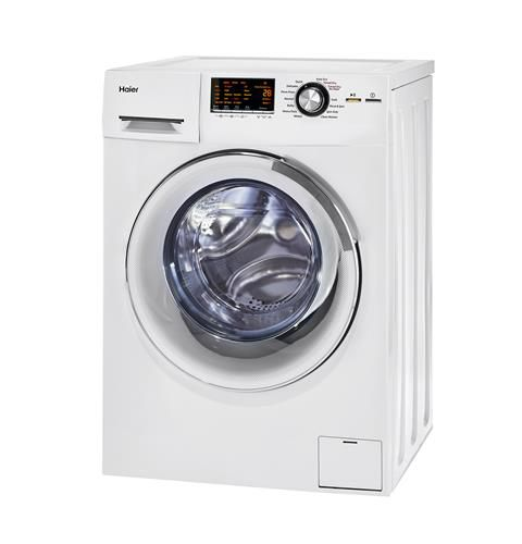 Haier 2.0 cu. ft. Washer and Dryer in White