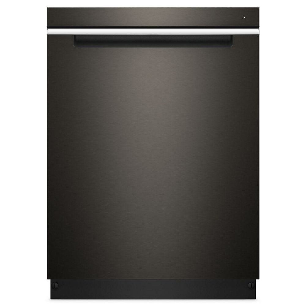 Top Control Dishwasher in Black Stainless Steel with Stainless Steel Tub, 47 dBA - ENERGY STAR®