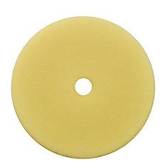 7 inch Yellow Foam Polishing Pad