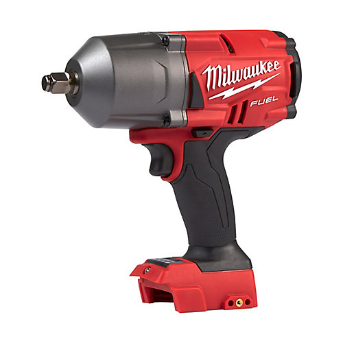 M18 FUEL 18V Lithium-Ion Brushless Cordless 1/2-inch Impact Wrench with Friction Ring (Tool-Only)