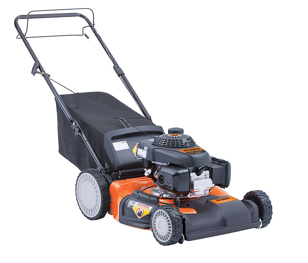 21-inch 160cc Honda GCV Gas 3-in-1 FWD Self-Propelled Lawn Mower