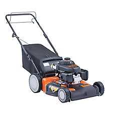 21-inch 160cc Honda GCV Gas 3-in-1 FWD Self-Propelled Lawn Mower
