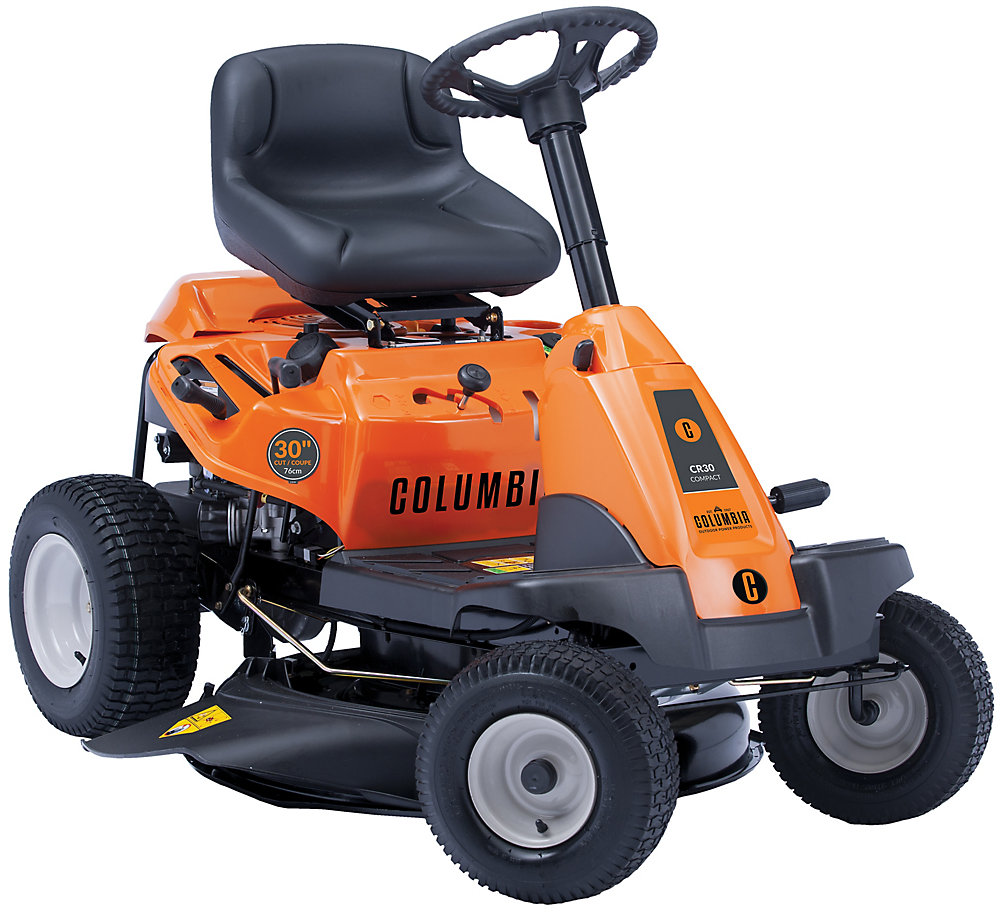 30-inch 382cc Gas Lawn Tractor with Side Discharge