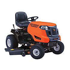 46-inch 547cc Gas Lawn Tractor with Automatic Transmission
