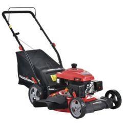 PowerSmart 21 inch 161CC 3-in-1 Push Lawn Mower