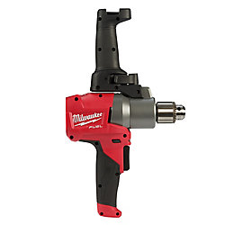 Milwaukee Tool M18 FUEL 18-Volt Lithium-Ion Brushless Cordless 1/2 inch Mud Mixer (Tool-Only)