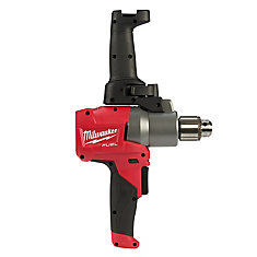 M18 FUEL 18-Volt Lithium-Ion Brushless Cordless 1/2 inch Mud Mixer (Tool-Only)