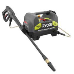 RYOBI 1,600-PSI 1.2-GPM Electric Pressure Washer RY141612