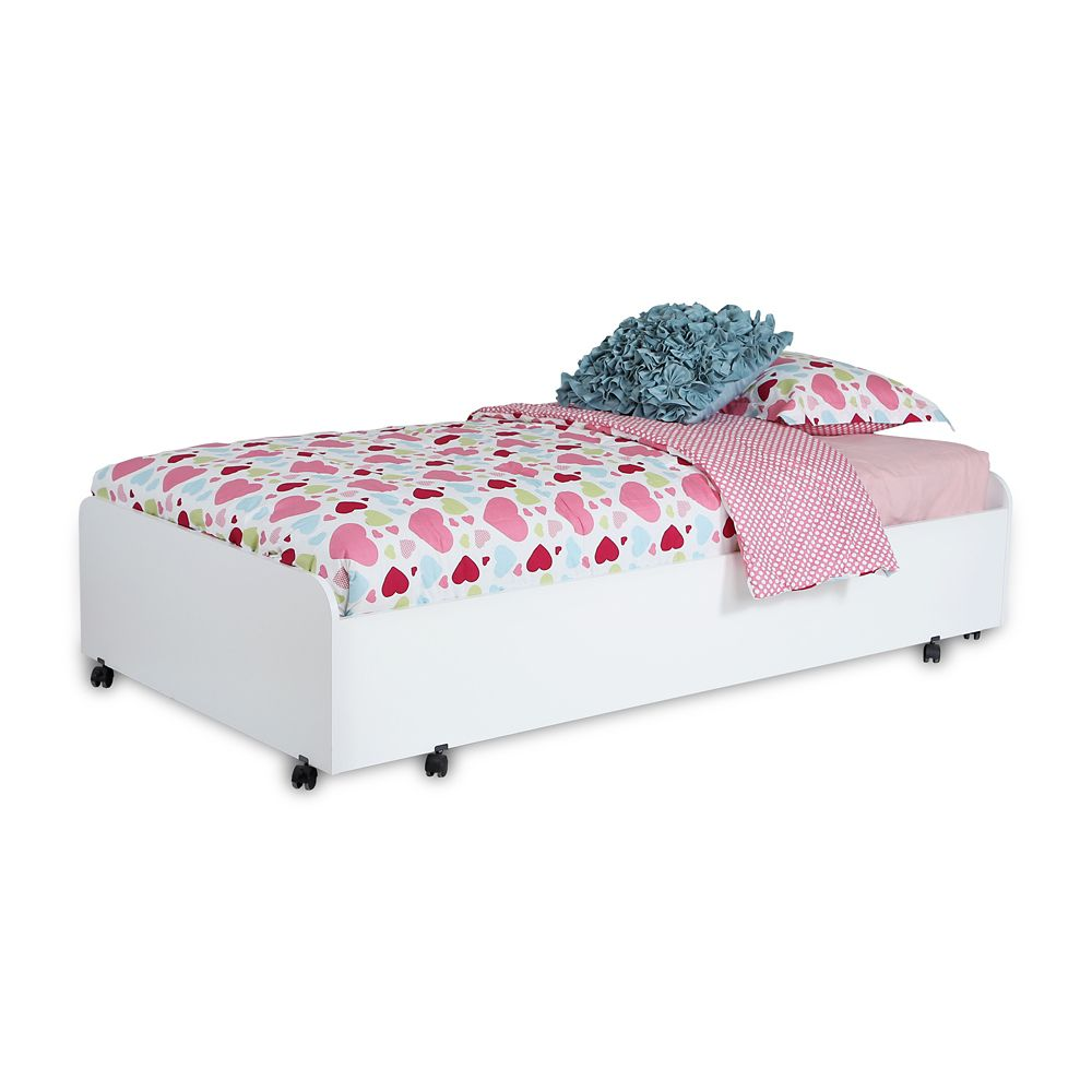 home headboards frame p beds depot frames white twin bombay dhp bed the