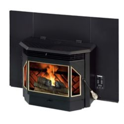 Englander Evolution 2,000 sq/ft Pellet Burning Fireplace Insert