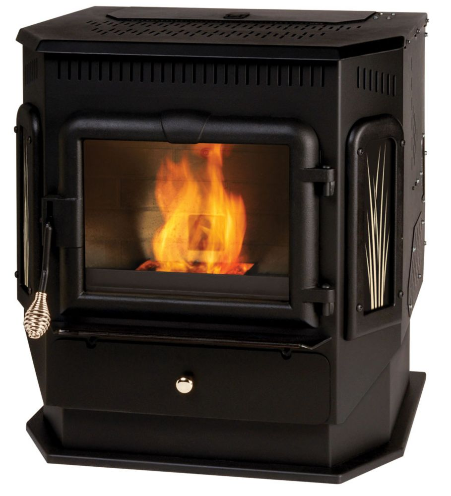 Englander 2,200 sq/ft Multi Fuel Stove
