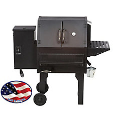 Pellet Grill, Direct and Non-Direct Grilling