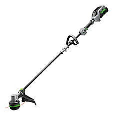 15-inch 56V Li-ion Carbon Fibre String Trimmer Kit with Power-Load Technology - 2.5Ah Battery and Charger Included