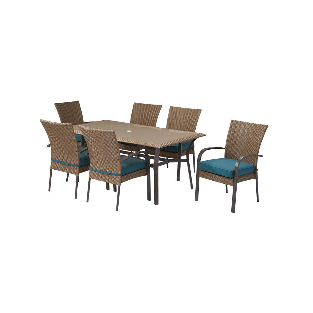 Corranade 7 piece Dining Set