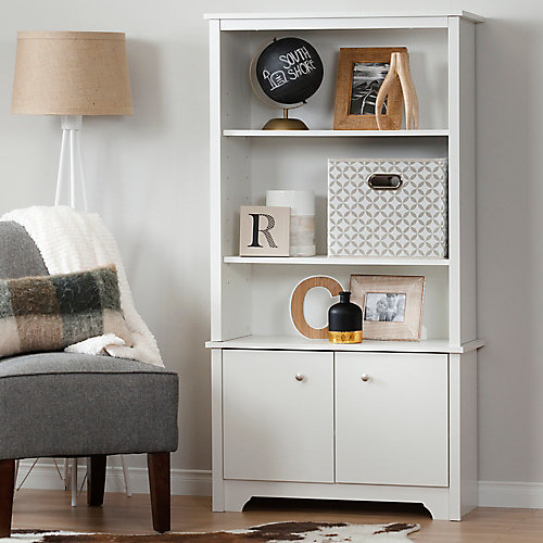 alternate view c products cameron white bookcases kids room in pottery shelf barn bookcase