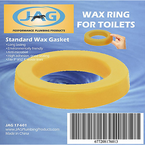 Jag for Plumbers Wax Gaskets (12-Pack)