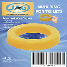 Jag for Plumbers-12 Pack Wax Gaskets