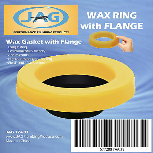 Jag for Plumbers Wax Gasket with Horn (12-Pack)