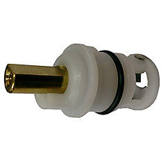 Faucet Replacement Cartridge, Hot or Cold, Fits Delta Faucets