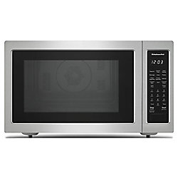 KitchenAid 1.5 cu. ft. Countertop Convection Microwave in Stainless Steel