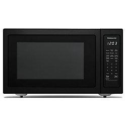 KitchenAid 1.5 cu. ft. Countertop Convection Microwave in PrintShield Black Stainless Steel