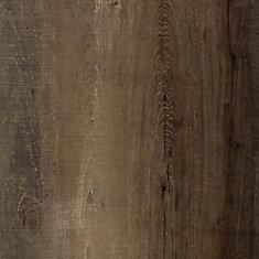 Latte pour plancher, vinyle de luxe, largeurs multiples x 47,6 po, Thunder Basin, 19,53 pi2/boîte