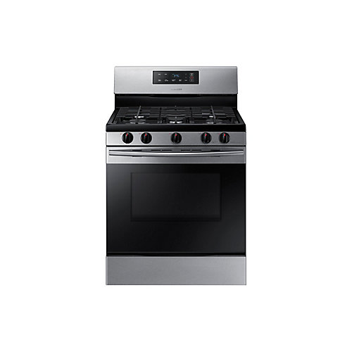 5.8 cu.ft. Freestanding Gas Range
