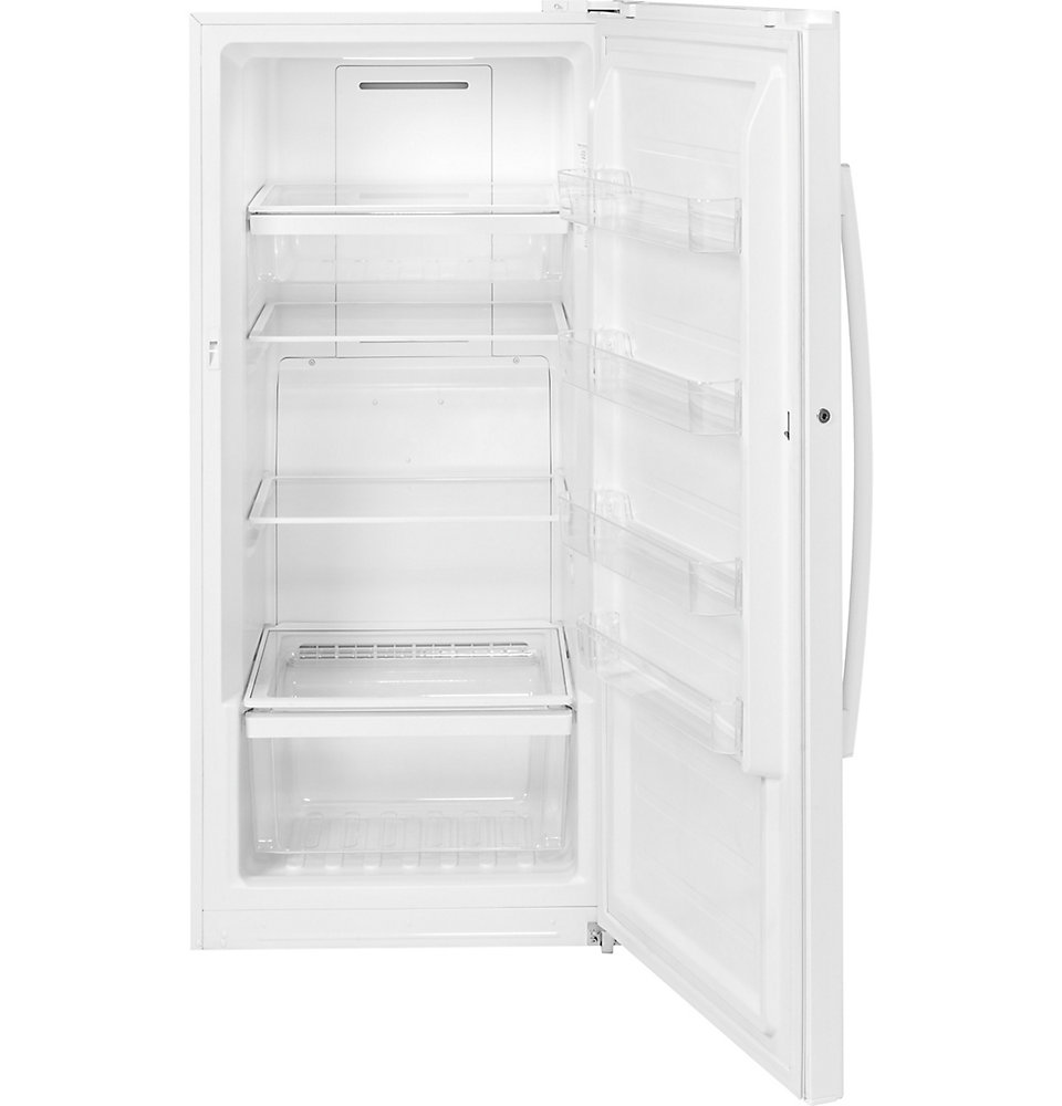 14.1 cu. Ft. Frost-Free Upright Freezer in White - ENERGY STAR®