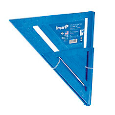 7-Inch and 12-Inch Polycast Rafter Square Set (2-Tool)