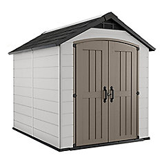 Montfort 7.5 ft. x 9 ft. Outdoor Storage Shed