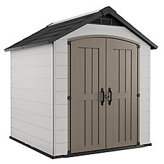 Montfort 7.5 ft. x 7.3 ft. Storage Shed