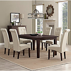 Cosmopolitan 7-Piece Dining Set