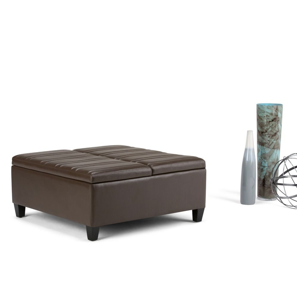 Ottoman Coffee Table With Storage Canada