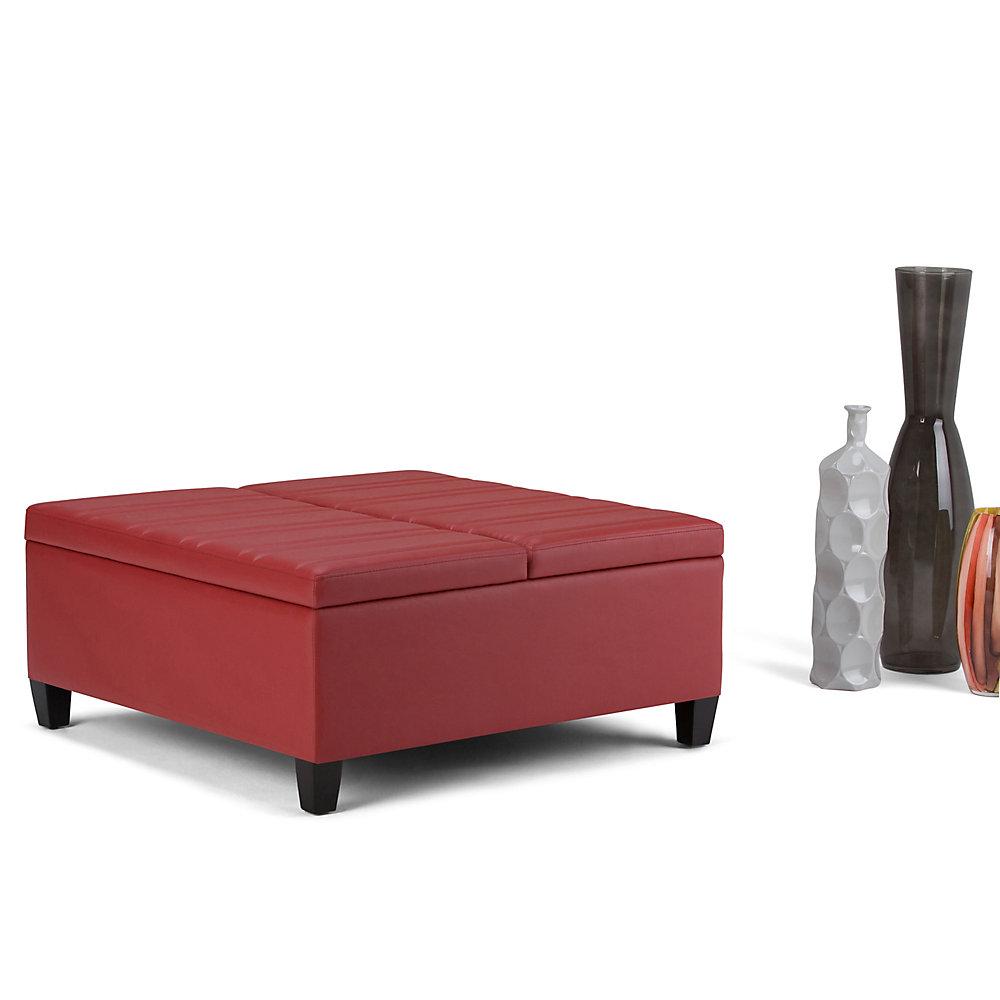 Astounding Ellis Coffee Table Storage Ottoman Evergreenethics Interior Chair Design Evergreenethicsorg