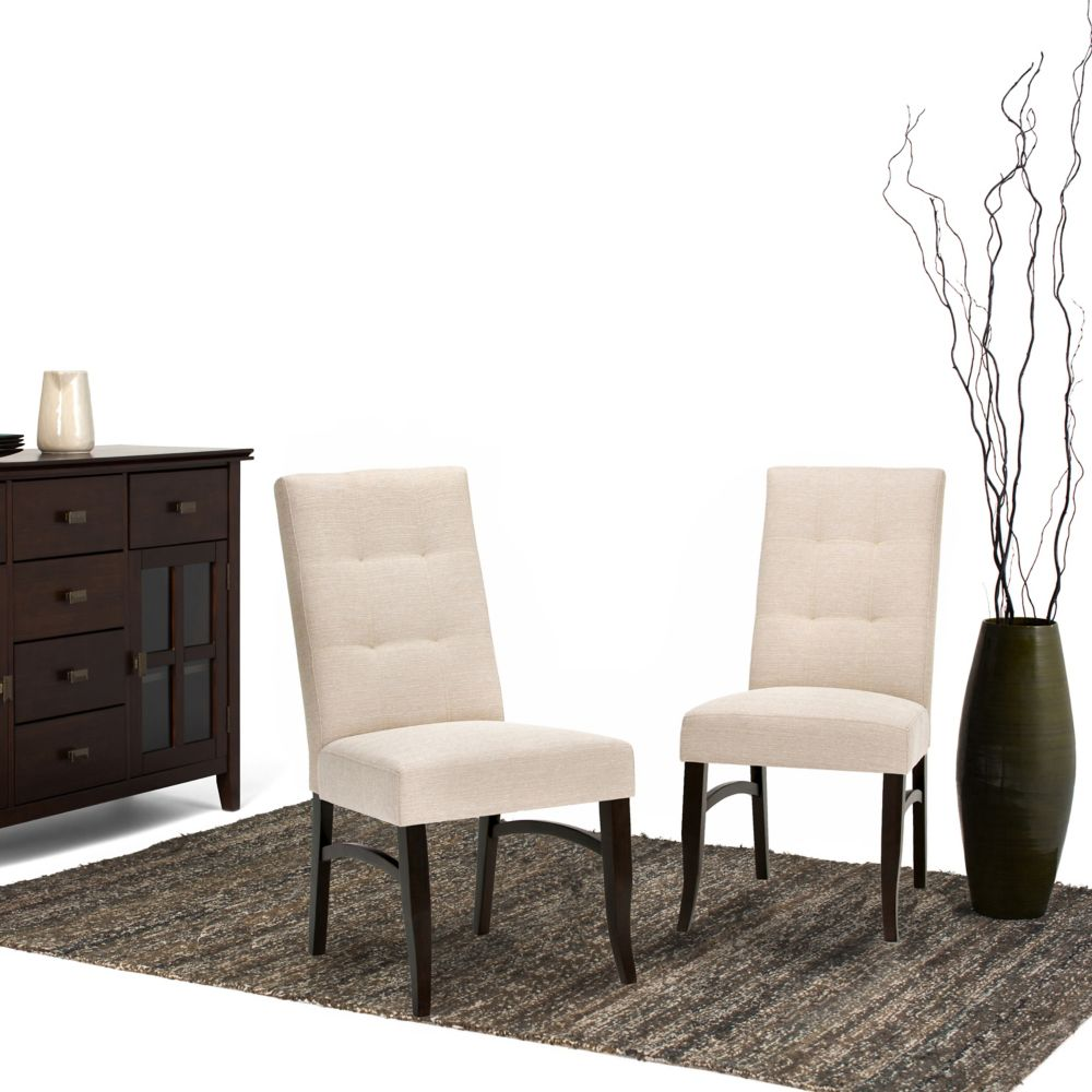 Ezra Deluxe Dining Chair (Set of 2)