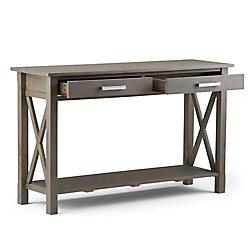 Simpli Home Kitchener Console Sofa Table