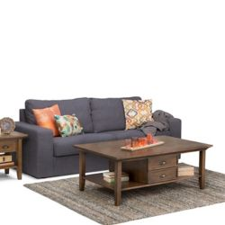Simpli Home Redmond Coffee Table