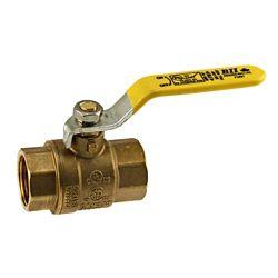 Boshart Canada Jag Plumbing Packs -1 -1/2 Inch FPT Brass Ball Valve
