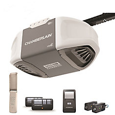 Medium Power Chain Drive WiFi Connected Garage Door Opener