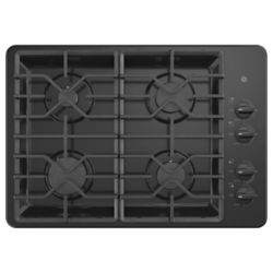 GE 30 » plaque de cuisson noir intégré