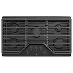 GE 36 » plaque de cuisson noir intégré