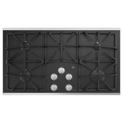 GE 36» plaque de cuisson en acier inoxydable intégré