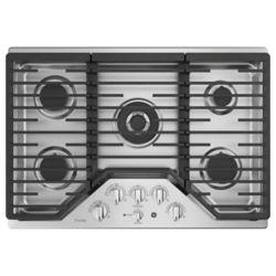 GE Profile 30» plaque de cuisson en acier inoxydable intégré