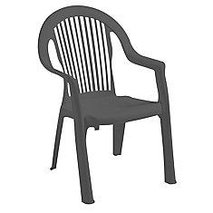 Chaise newport, gris