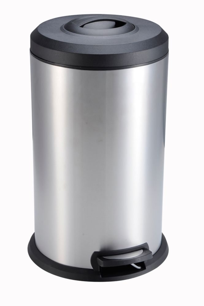 The Step N' Sort, 40L Compacting Trash Bin